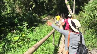 how to get to ingkumhan falls