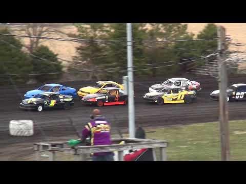 Sport Compact Heats Benton County Speedway 4/22/18
