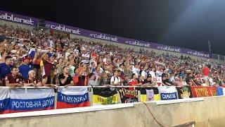 Сборная России на Евро 2020 Как Кипр болел за наших