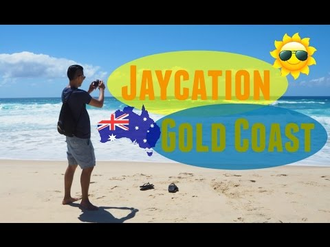 Travel Guide to Gold Coast | Jaycation Vlog in Queensland, Australia