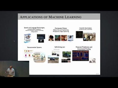 Probabilistic Machine Learning and AI