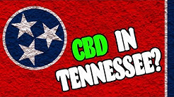 CBD Oil In Tennessee - CBD Legal In TN?