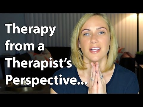 Therapy sessions from a therapist's perspective! w/Kati Morton