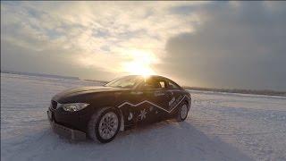 Как ведут себя BMW в -62 градуса. Тест в Сургуте.(, 2016-12-27T13:54:57.000Z)