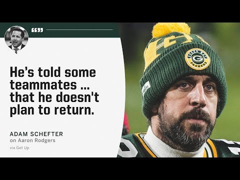R-E-L-A-X! Are The Green Bay Packers Really Going To Trade Aaron Rodgers? #NFLDraft #NFL #Rumors
