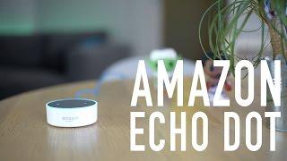Test du Amazon Echo Dot en Français