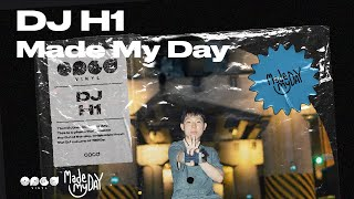 Made My Day I DJ H1 l 토요일 밤 이태원 DJ가 들려주는 힙합 플레이리스트 @OPCDVINYL