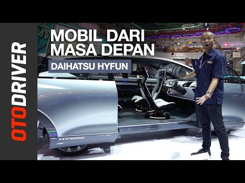 Daihatsu HyFun | First Impression | OtoDriver