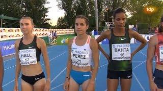 Meeting de Madrid 2018 | 1.500 m Mujeres
