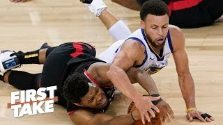 We saw 'prime Steph Curry' in Game 3, but he deserves no sympathy - Max Kellerman | First Take