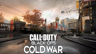 Black Ops Cold War Moscow Map Review and Gameplay