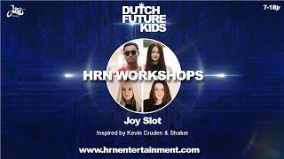 JOY SLOT (Solo) | Missy Elliott & Pharrell Williams - WTF | Dutch Future Kids