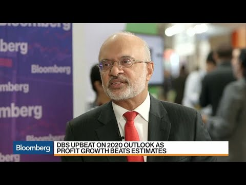 DBS Focused on Organic Growth Through Digital Means, Says CEO