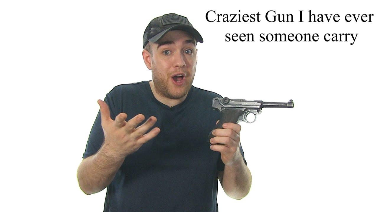 Craziest Carry Gun