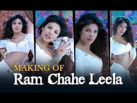 Ram Chahe Leela Song Making - Goliyon Ki Raasleela Ram-leela Travel Video