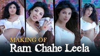 Ram Chahe Leela (Song Making) - Goliyon Ki Raasleela Ram-leela