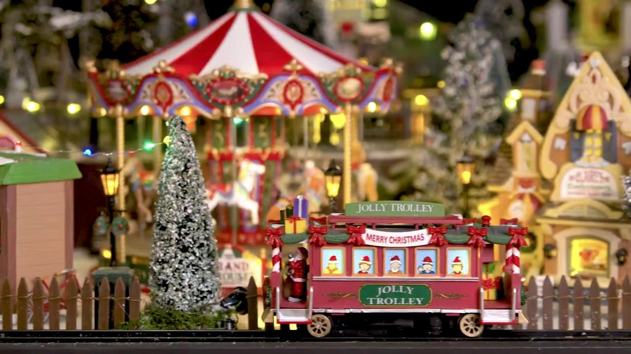 Michaels Lemax 2020 Christmas Village Christmasworld 2020   Lemax   YouTube