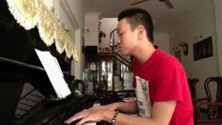 Trở lại tìm em - piano version [Huy Col cover]