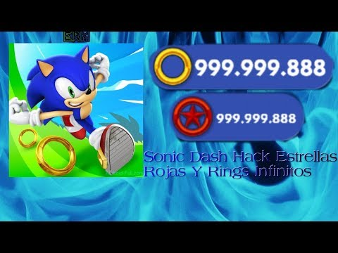 How To Hack Sonic Dash In Android  'Very Easy'