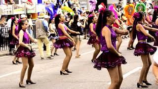 Odeón Danza  Comparsa Feria de Bucaramanga 2017 - Parte 1