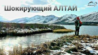 Необъяснимые явления горного озера НЛО нападение беркута шокирующая рыбалка раскрытие тайны Коксу