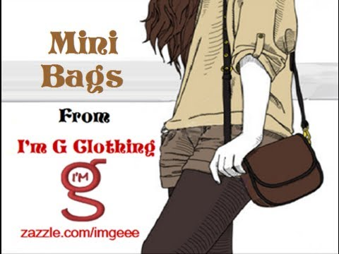Mini Messenger Bags