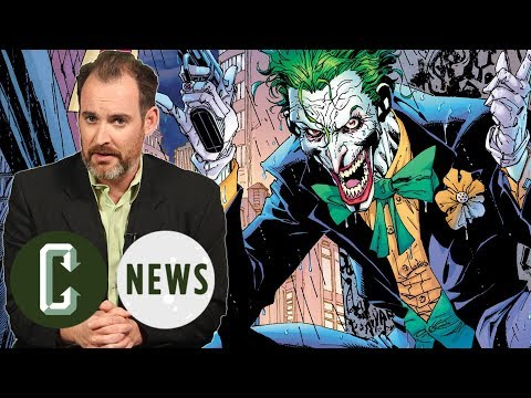 DC Developing Joker Origin Story with Martin Scorsese at WB