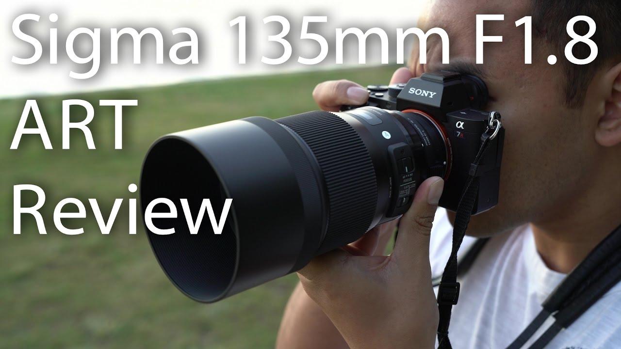 シグマ 135mm f1 8