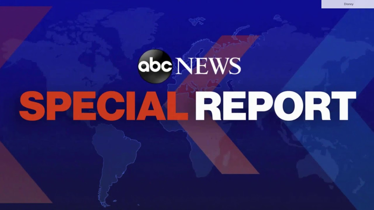 ABC News Special Report New Open February 2020