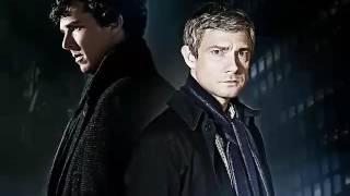 Клип#2.Прекрасный сериал.Прекрасные актеры.Одним словом Шерлок.