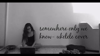 Somewhere Only We Know - Lily Allen (cover by janie)