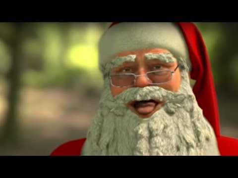 Thumbnail: SANTA BACKS OFF HATERS (Facerig - Part 8)