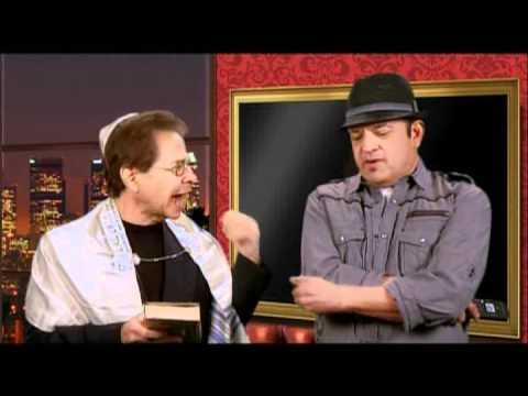 Joey Camen as Rabbi Schvatzman