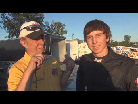 Lakeside Davis Super 66 USRA Stock Car race $3,000 To Win 30 laps - dirt track racing video image
