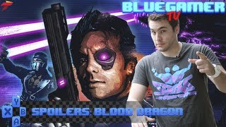 Far Cry 3: Blood Dragon Ending Discussion and Easter Eggs - Spoilers!
