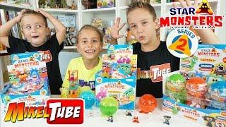 Magic Box Toys creadores de Zomlings nos traen los Star Monsters Se...