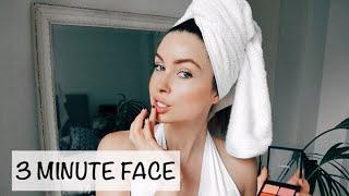 Three-Minute Face | Emma Miller