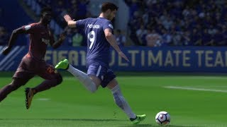 FIFA 18 - Chelsea vs FC Barcelona - Gameplay (HD) [1080p60FPS]