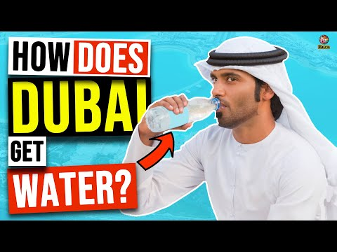 How Do United Arab Emirates Get Water?