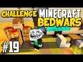 Minecraft BEDWARS #19: KRASSE ÜBERRASCHUNGEN - Hirten Challenge  l GommeHD Bedwars