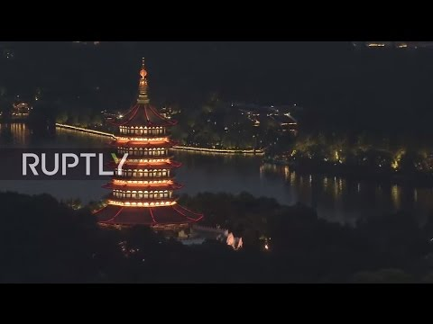 LIVE: G20 summit starts in Hangzhou - Welcoming dinner