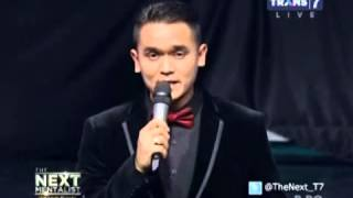 SHOW The Sacred Riana @Grand Final The Next Mentalist TRANS7 9 Feb 2014
