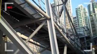 West Island metro line: Minimising impacts