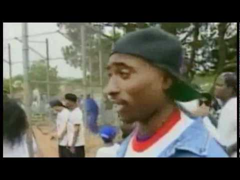 2pac talks on LA riots - RARE