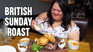 SUNDAY ROAST! - Grill On The Corner | Glasgow, Scotland