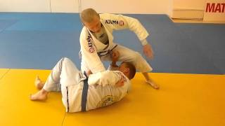 Gold Team Finland - Armbar from side control (far side arm)