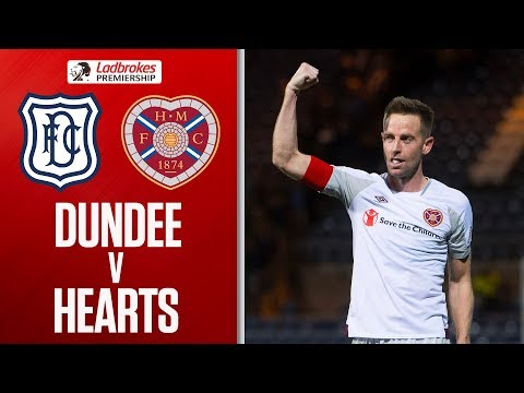 Dundee 0-3 Hearts | Hearts Extend Lead at the Top! | Ladbrokes Premiership