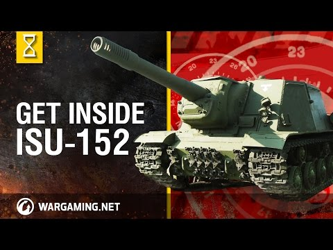 Inside the Chieftain's Hatch: ISU-152, Episode 2