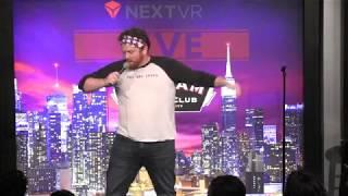 Mike O#39Hora TSA Black Gotham Comedy Club
