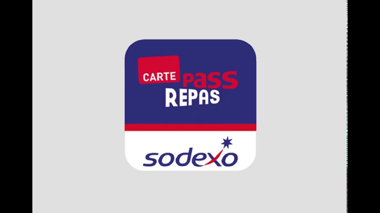 Carte Ticket Restaurant Sodexo.Application Mobile Ma Carte Pass Repas De Sodexo